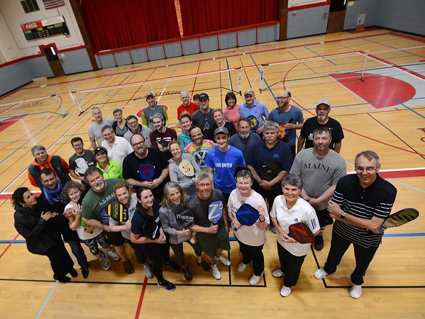 Pickleball Scramble Benefits Area Food Pantries